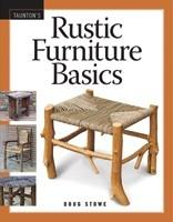Rustic Furniture Basics Book