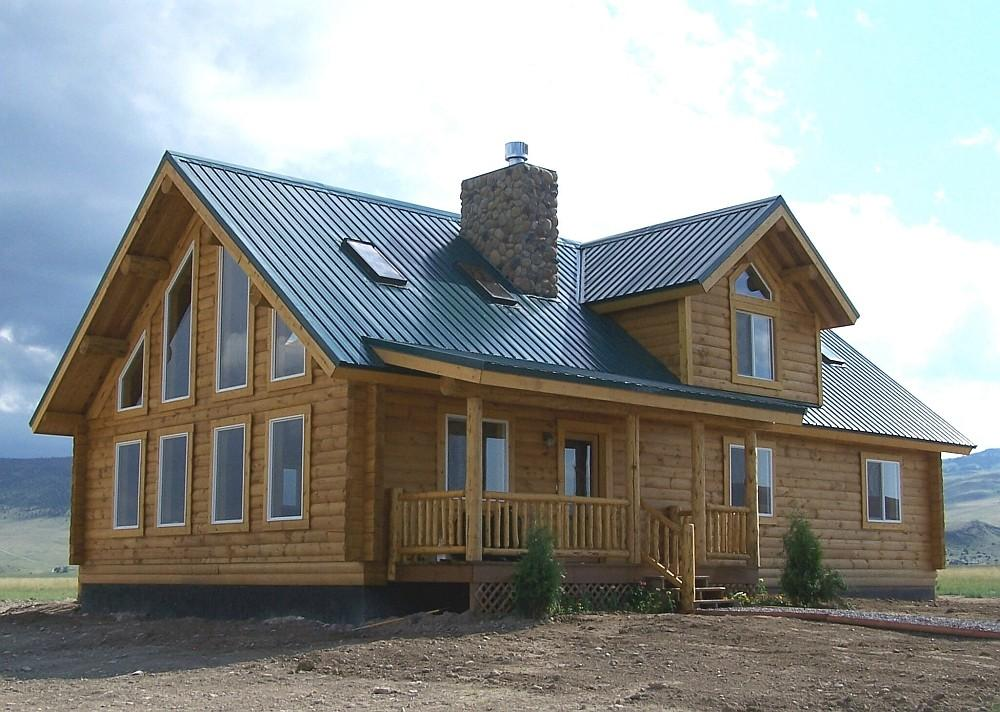 Top 10 things to know before building a log home for Log cabins homes