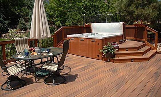Decks and hot tubs: What you need to know before you build ...