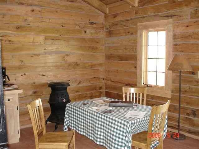 Hunting Cabin Interior Do It Yourself Hunting Cabins: Hunting Cabin Kit- 3 Bedroom Log Cabin Plan