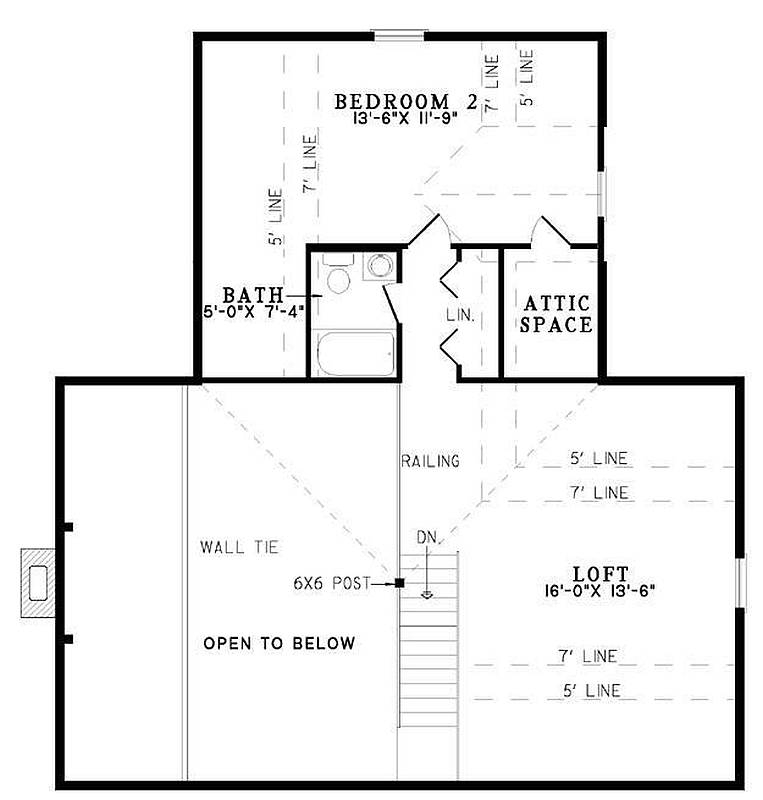 Plan 110 00937 2 bedroom 2 5 bath log home plan for 5 bedroom log home plans