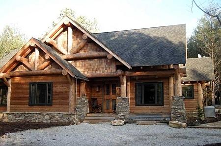 Plan 1907 00007 3 bedroom 2 bath log home plan for 2 bedroom log home plans
