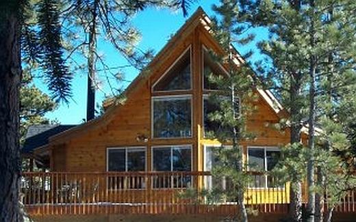The Aspen Log Home Plan