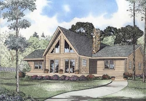Americas Best House Plans The Large Windows In Front Of This Home Bring A Lot Natural Light To Purchase Plan Or Get More