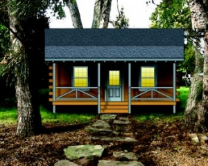 Log home plans log cabin plans search for 2 bed 2 bath log cabin kits