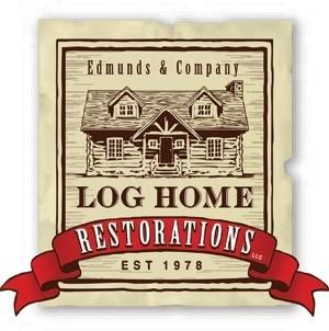 Edmunds and Company Log Home Restorations